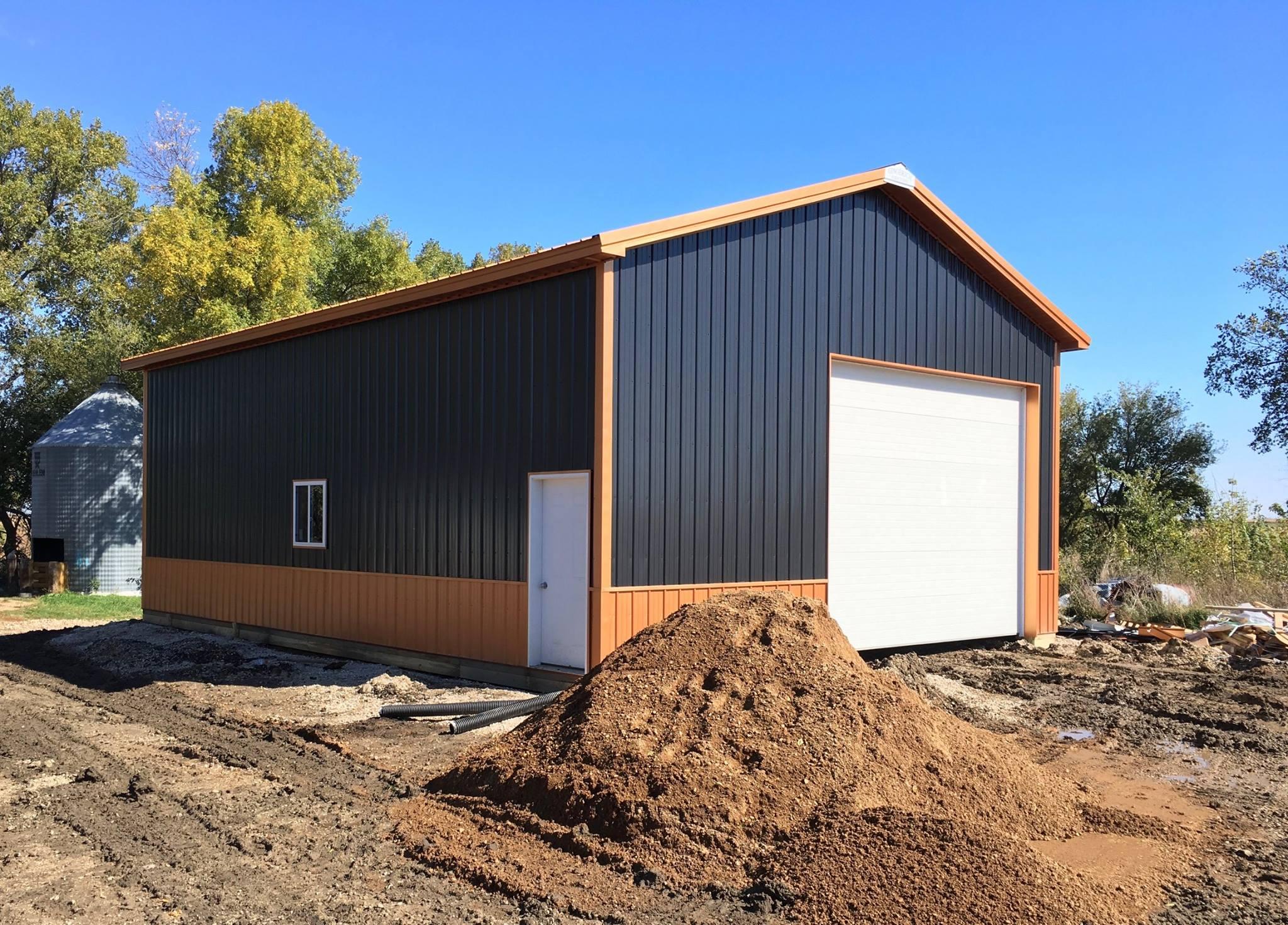 Outdoor Garage, Post Frame Buildings   Greeley, CO, Omaha ...